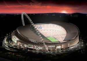 Pharoahs new stadium