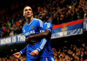 Chelsea striker Fernando Torres admitted victory over Manchester City tasted sweeter after he capitalised on a late defensive blunder to secure a 2-1 win at Stamford Bridge.