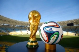 The 2014 World Cup begin on 12th June 2014.